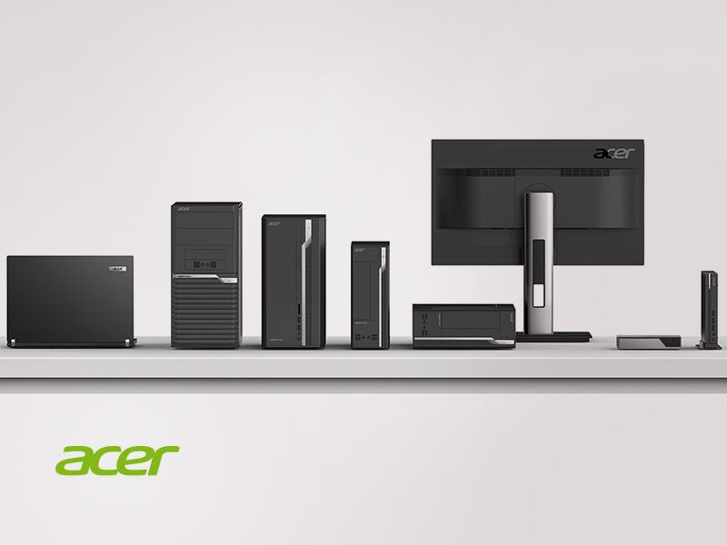 Asil Bilişim, Acer Kurumsal Ürün Serisi ile DMO'da